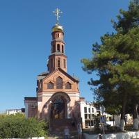 Колокольня Свято-Никольского  Храма