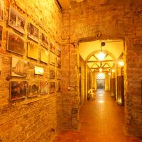 В историческом здании винзавода Абрау- Дюрсо