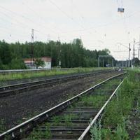 Станция Красный Железняк