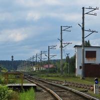 Станция Андриановичи