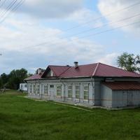 Вокзал станции Андриановичи