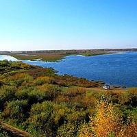 Затон Высоковский и река Ока