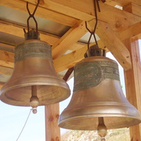 Звонница Костомаповского монастыря