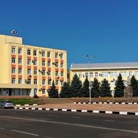 Здание администрации Лискинского района