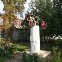 Памятник организаторам колхозного движения в станице