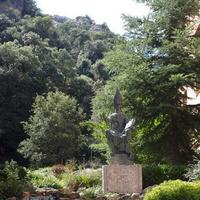 Святой источник на горе Монсеррат