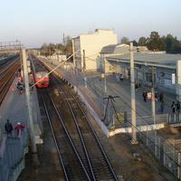 Станция Куровская
