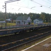 Станция Нерская около г. Куровское