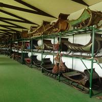 Выставка экипажей в усадьбе Марьино