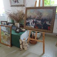 Экспозиция в Выставочном зале