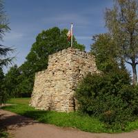 Готическая башня