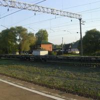 Станция Ильинский Погост