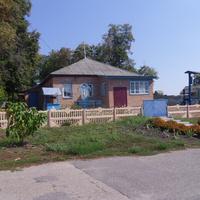 Сельская церковь .