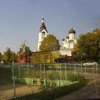 Троицкий Собор Свято-Троицкого Мариинского женского монастыря