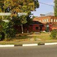 Келейный корпус Свято-Троицкого Мариинского женского монастыря