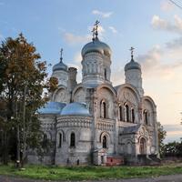 Успенский собор, Сергеево.