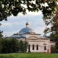 Церковь Архангела Михаила, Сергеево