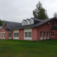 Ново-Валаамский Спасо-Преображенский мужской монастырь. Народное училище.