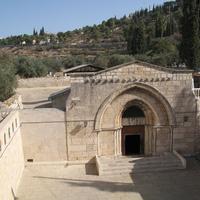 Православный храм Успения Богородицы в Гефсимании, Гробница Божией Матери.