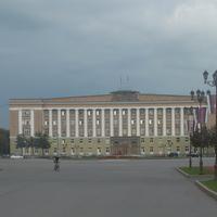 Здание правительства области