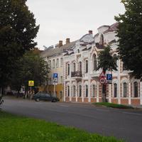 Большая Московская улица. Отель Рахманинов