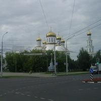Свято-Воскресенский собор на ул. Московская