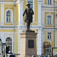 Памятник П. И. Рычкову