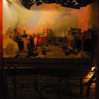 Экспозиции музея обороны Брестской крепости