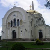 Отреставрированный Свято-Николаевский гарнизонный собор