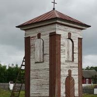 Колокольня - костел Св.Юрия