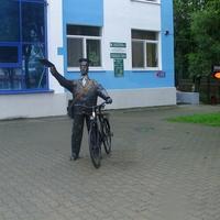 У почтальона Белпочты в г. Жодино