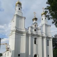 Покровский женский монастырь. Церковь Покрова Пресвятой Богородицы.