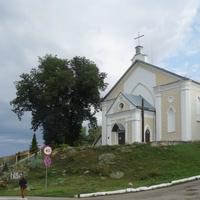 костел св. Антония - 1853 г.