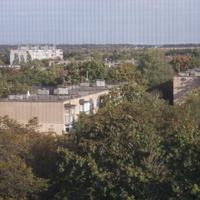 Вид от проспекта Тракторостроителей.