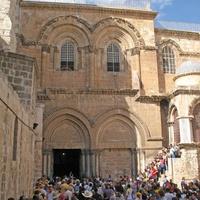Воскресения Христова, Храм Гроба Господня.