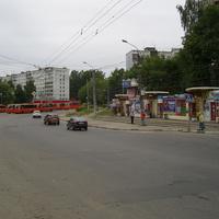 Микрорайон Кузнечиха - Конечная остановка