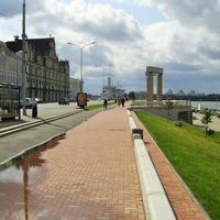 Н. Новгород - Нижне-Волжская Набережная