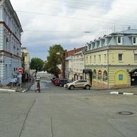 Н. Новгород - Кожевенный переулок
