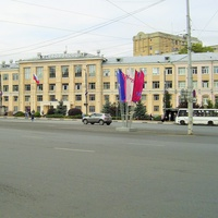 Н. Новгород - На площади Свободы