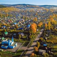 Чулпан Мечеть Новокузнецк