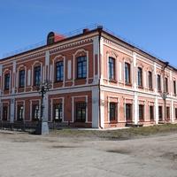 Старый Куйбышев.