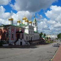 Церковь Рождества Иоанна Предтечи и часовня Александра Невского