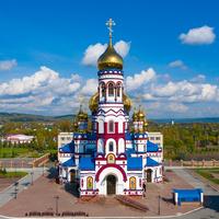 Собор Рождества Христова Новокузнецк