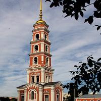 Колокольня Покровского храма