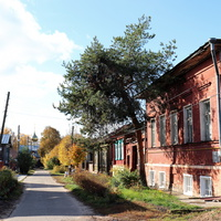 Дом Константина Бальмонта на Садовой улице.