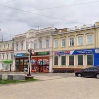 Кропивницкий/Кировоград,дом на улице Дворцовой.