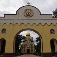 Храм Успения Пресвятой Богородицы.