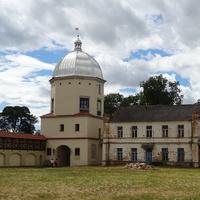 замок Кишек и Радзивиллов - 17век