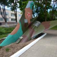Памятник в честь подвига В.Н.Карвата