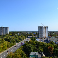 Вид на улицу Михалицына
